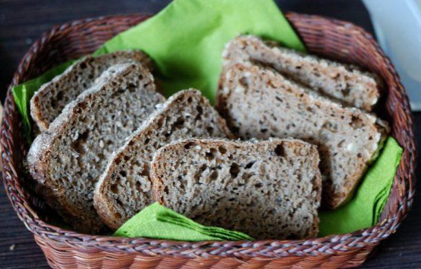 Chleb nasz powszedni – przepis